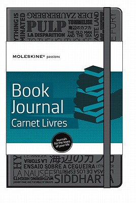 Moleskine Passion Journal - Book, Large, Hard Cover (5 x 8.25) (Passion Book Series) Cover Image