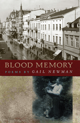Blood Memory: Poems Cover Image