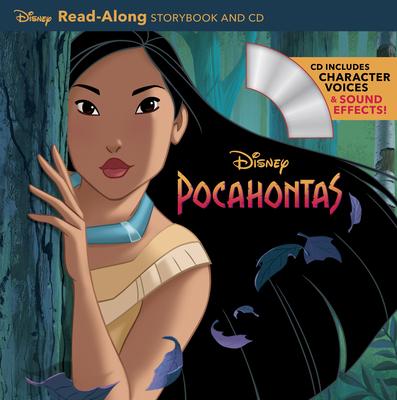 Pocahontas Read-Along Storybook & CD (Read-Along Storybook and CD) Cover Image