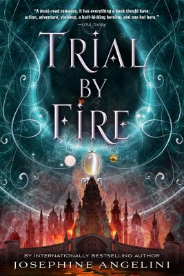 Cover for Trial by Fire (The Worldwalker Trilogy #1)