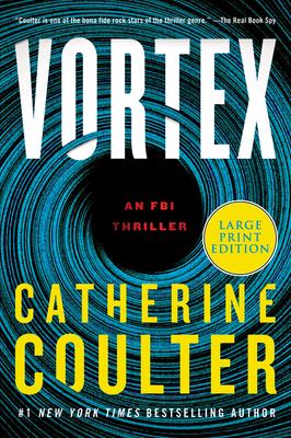 Vortex: An FBI Thriller Cover Image