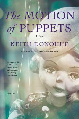 The Motion of Puppets Cover Image