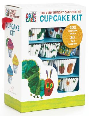 The World of Eric Carle(TM) The Very Hungry Caterpillar(TM) Cupcake Kit Cover Image