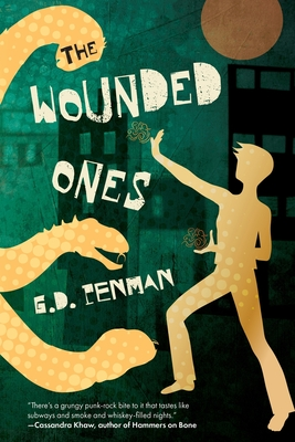 The Wounded Ones Cover Image