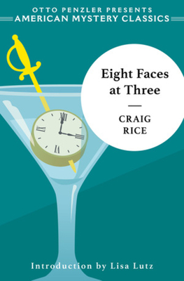 Cover for Eight Faces at Three