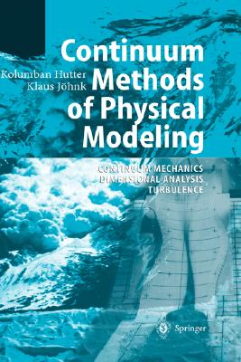 Cover for Continuum Methods of Physical Modeling