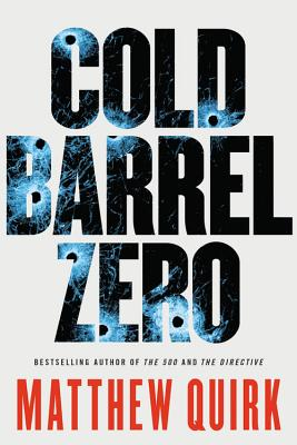 Cold Barrel Zero (John Hayes Series #1) Cover Image