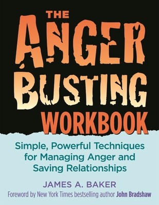 Anger Busting Workbook Cover