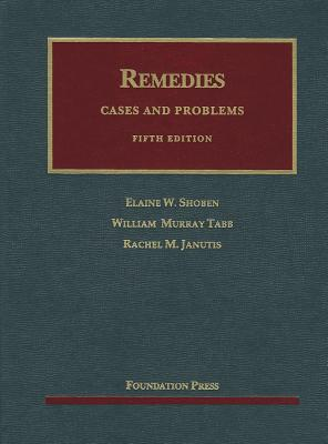 Remedies: Cases and Problems Cover Image