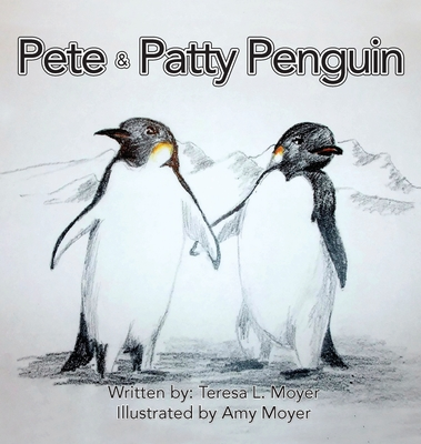 Pete and Patty Penguin Cover Image