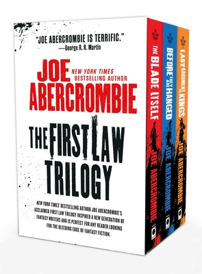 Cover for The First Law Trilogy