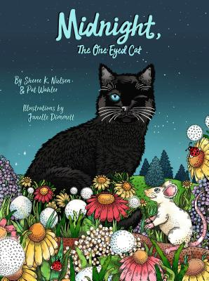 Midnight, the One-Eyed Cat Cover Image