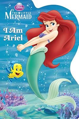 I Am Ariel (Disney Princess) Cover