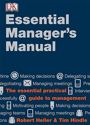 Cover for DK Essential Managers
