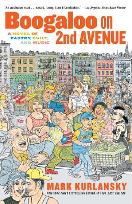 Boogaloo on 2nd Avenue Cover