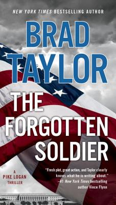 The Forgotten Soldier (A Pike Logan Thriller #9) Cover Image