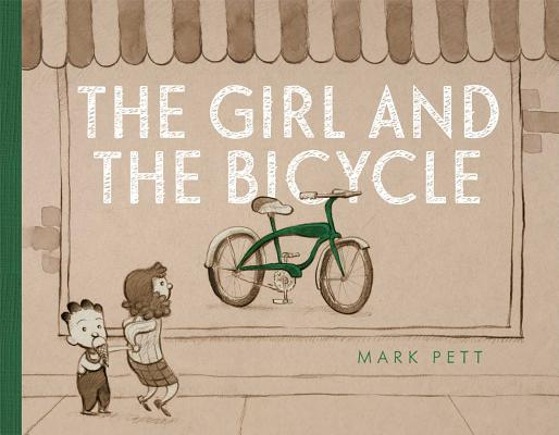 The Girl and the Bicycle Cover