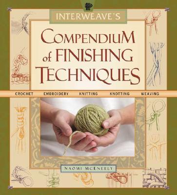 Interweave's Compendium of Finishing Techniques Cover