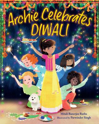 Cover for Archie Celebrates Diwali