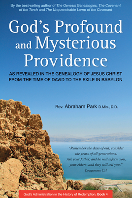 Cover for God's Profound and Mysterious Providence