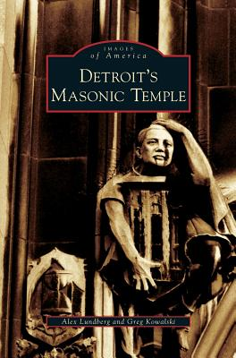 Detroit's Masonic Temple Cover Image
