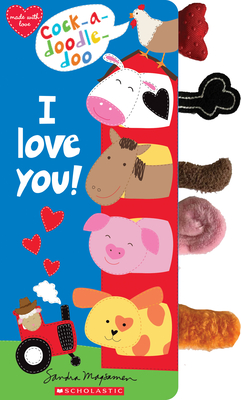 Cock-a-Doodle Doo, I Love You!  Cover Image