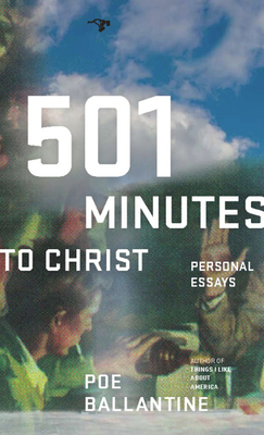 501 Minutes to Christ Cover
