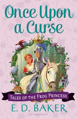Cover for Once Upon A Curse (Tales of the Frog Princess)