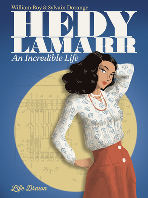 Cover for Hedy Lamarr
