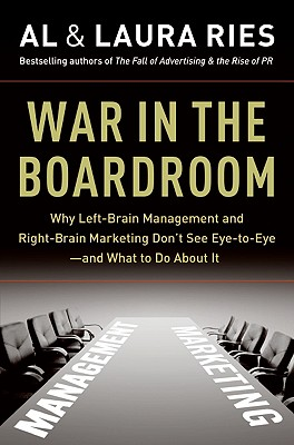 War in the Boardroom Cover