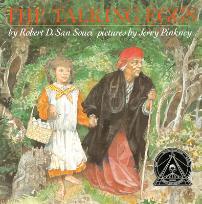 The Talking Eggs Cover Image