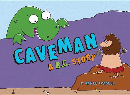 Caveman, A B.C. Story Cover