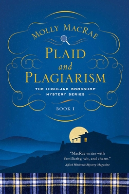 Plaid and Plagiarism: The Highland Bookshop Mystery Series: Book 1 Cover Image