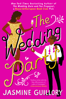 The Wedding Party book cover