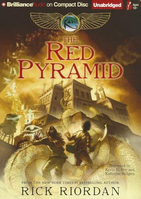 The Red Pyramid Cover Image