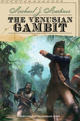 The Venusian Gambit: Book Three of the Daedalus Series Cover Image