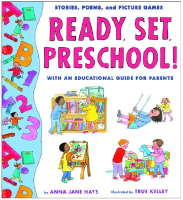 Ready, Set, Preschool! Cover