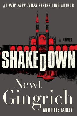 Shakedown: A Novel (Mayberry and Garrett #2) Cover Image