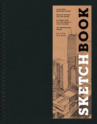Sketchbook (Sterling Sketchbooks #3) Cover Image