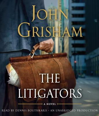 The Litigators Cover Image
