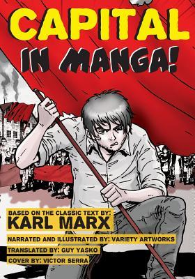 Capital - In Manga! Cover