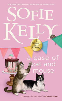 Cover for A Case of Cat and Mouse (Magical Cats #12)