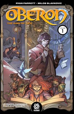 Cover for Oberon, Vol 1