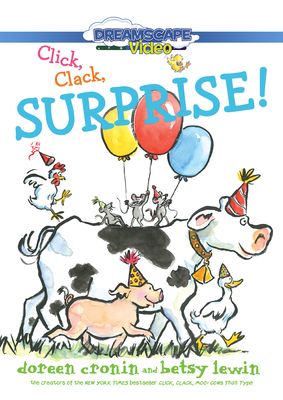 Click, Clack, Surprise Cover Image