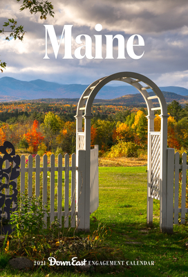 2021 Maine Down East Engagement Calendar Cover Image