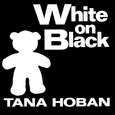 White on Black Cover Image