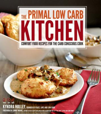 The Primal Low-Carb Kitchen Cover