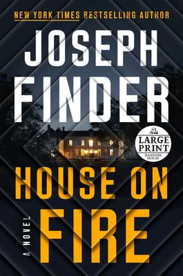 House on Fire: A Novel (A Nick Heller Novel #4) Cover Image