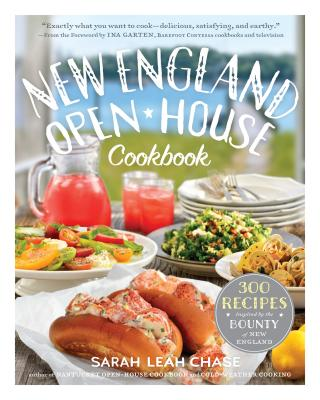 New England Open-House Cookbook Cover