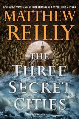 The Three Secret Cities (Jack West, Jr. #5) Cover Image